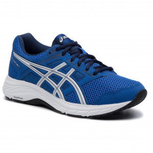 4a98133784 Topánky ASICS - Gel-Contend 5 1011A256 Imperial White 400