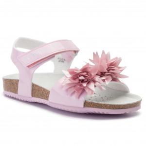 f7954bbd25d0 Sandále GEOX J N.S.Aloha G. E J921CE 000KN C8005 D Pink