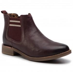 63429769df Kotníková obuv s elastickým prvkom S.OLIVER - 5-25335-33 Bordeaux 549