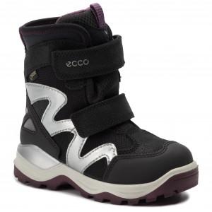 ac17614b1a Snehule ECCO Snow Mountain GORE-TEX 71022250747 Blavk Black Black Black  Titanium Alusilv