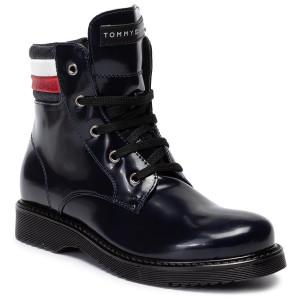 303351e5c Členková obuv TOMMY HILFIGER T4A5-30448-0772800 D Blue