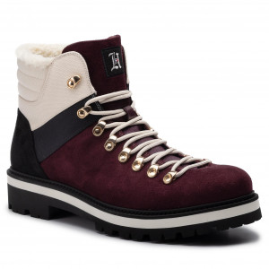 f9471c70b Outdoorová obuv TOMMY HILFIGER - Lh Expedition Trail Boot FM0FM02526 Ghb
