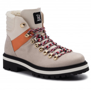 225ce2fbd Outdoorová obuv TOMMY HILFIGER Lh Expedition Trail Boot FM0FM02526 YAE