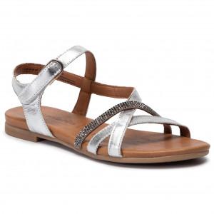 7f6d6a37d9df9 Sandále TAMARIS 1-28120-22 Silver 941