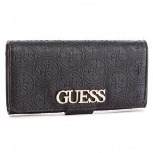 36ea788ac2 Veľká Peňaženka Dámska GUESS - Pocket Trifold SWSG72 96650 BRO ...