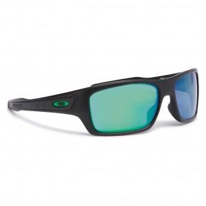 Slnečné okuliare OAKLEY Turbine OO9263-15 Matte Black Jade Iridium c139eec50b8