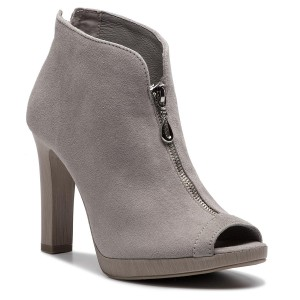 Členková obuv LASOCKI BREMA-16 Light Grey 131c2e5ffb1
