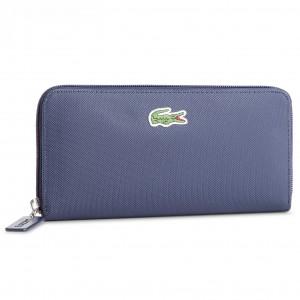 24747b76e Veľká Peňaženka Dámska LACOSTE - L Zip Wallet NF2285PO Eclipse 241 - Dámska  peňaženka - Peňaženka - Kožená galantéria - Doplnky - eobuv.sk
