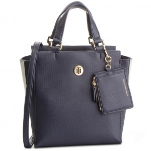 8fd1e745c8b0c Kabelka TOMMY HILFIGER - Charming Tommy Med W AW0AW05643 903 ...
