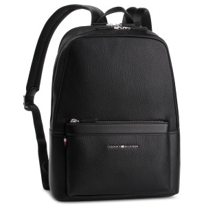 Ruksak TOMMY HILFIGER Sport Nylon Backpack AM0AM04434 002