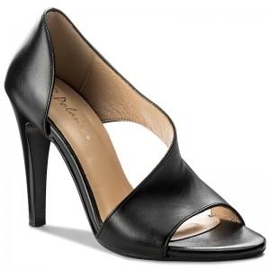 111fc0a02303 Sandále R.POLAŃSKI 0720 Czarny Lico