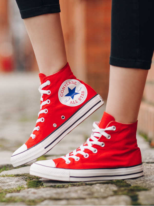 topánky Converse